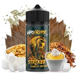 Striker Tobacco Bastard 100ml – Vapocalypse
