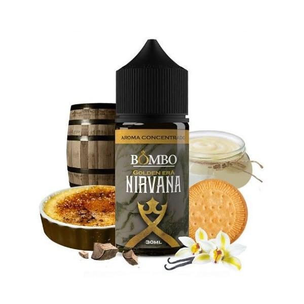 Aroma Nirvana 30ml – Golden Era by Bombo