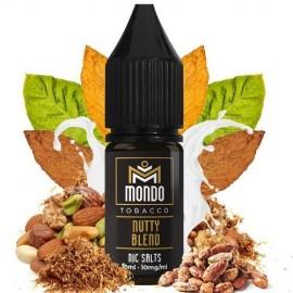 Nutty Blend 10ml 5mg – Mondo Nic Salts