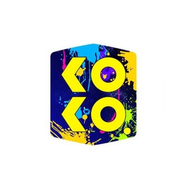 Panel (pack 2) Koko Prime Yellow – Uwell