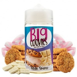 White Smores Cookie 180ml – Big Cookies by 3B Juice