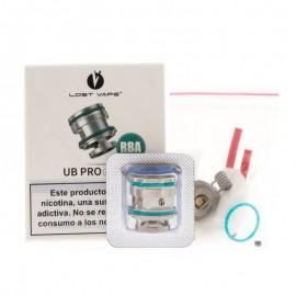 Base Reparable RBA UB Pro Ursa Quest Multi Kit – Lost Vape