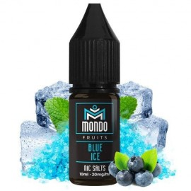 Blue Ice 10ml 20mg – Mondo Nic Salts