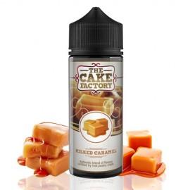 Cake Factory Milked Caramel 100ml - Oil4Vap