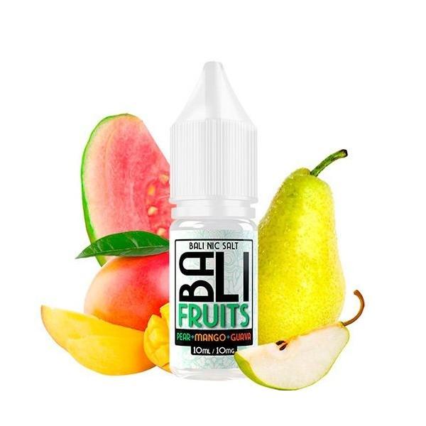 Pear + Mango + Guava 10ml 10mg – Bali Fruits Salts by Kings Crest