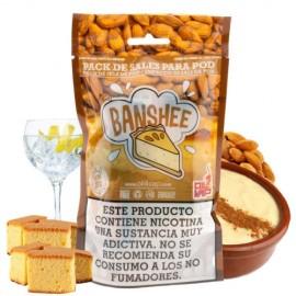 Banshee Pack de Sales 23ml – Oil4vap