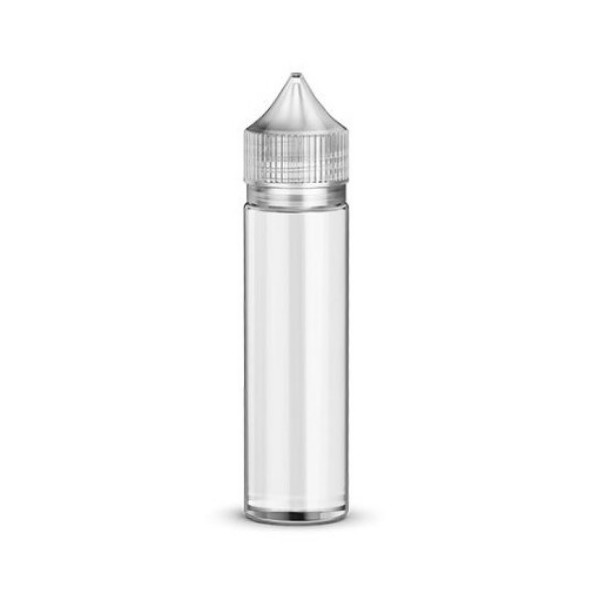 Bote vacío Transparente 60ml