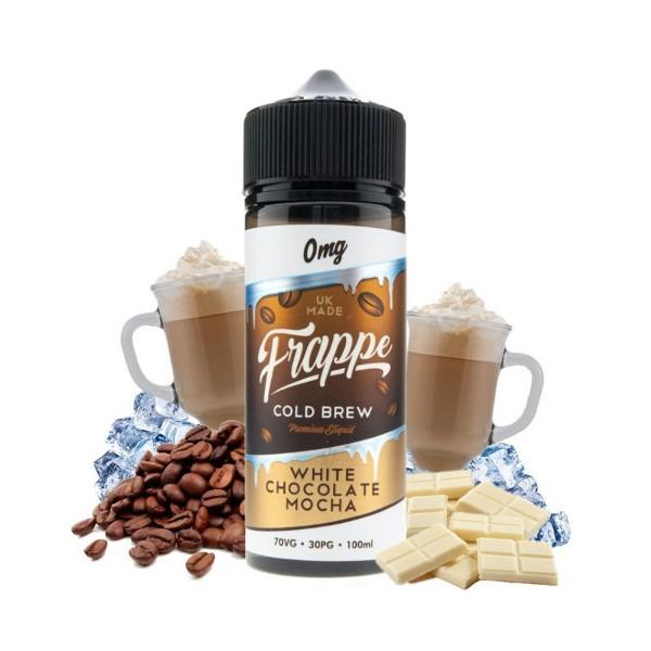 White Chocolate Mocha 100ML – Frappe Cold Brew