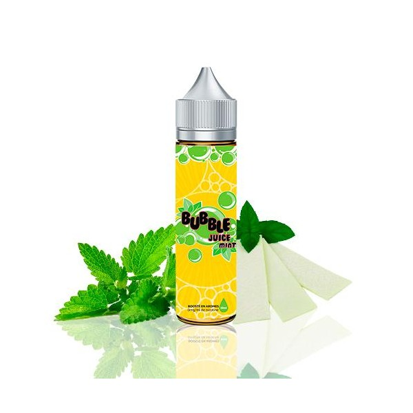 Bubble Juice Mint 50ml - Aromazon