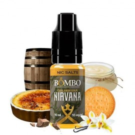Nirvana Salt 10ml 10mg – Golden Era by Bombo