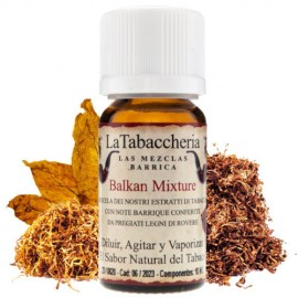 Aroma Balkan Mixture 10ml – La Tabacchería