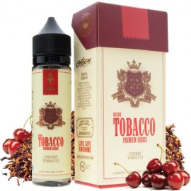 Cherry Tobacco 50ml – Ossem Juice