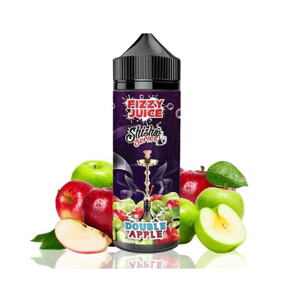 Fizzy Shisha Double Apple 100ml – Mohawk Co