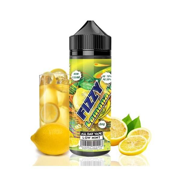 Fizzy Lemonade 100ml – Mohawk Co