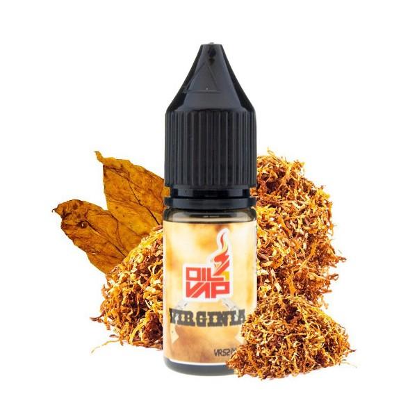 Tabaco Rubio Virginia 10ml – Oil4vap Salts