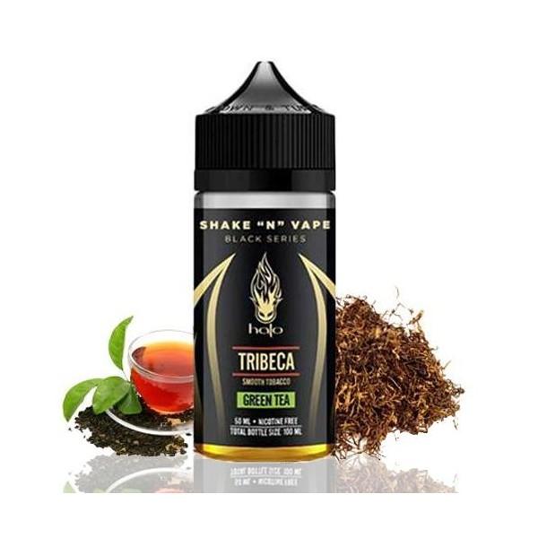 Tribeca Green Tea 50ml – Halo Black Series