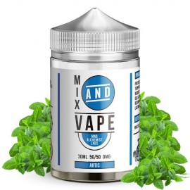 Artic 30ml - Mix and Vape by Mad Alchemist