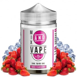 Iced Strawberry 30ml - Mix and Vape by Mad Alchemist