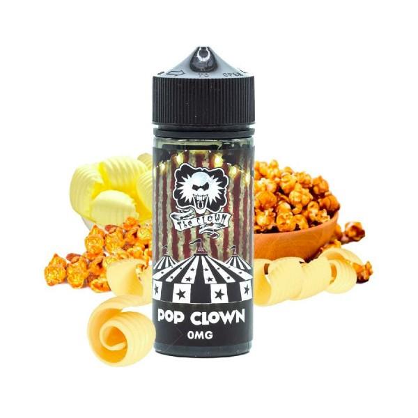 Pop Clown 100ml - The Clown & Bombo E-liquids