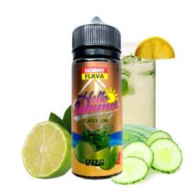 Cucumber Lime 100ml - Horny Flava